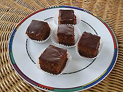 Schoko Becherkuchen