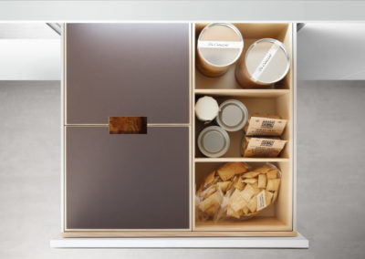 Poggenpohl Accessories - Drawer with bread box - m