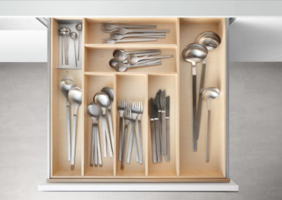 Poggenpohl Accessories - Drawer with cutlery inser (1)