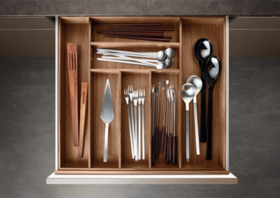 Poggenpohl Accessories - Drawer with cutlery inser