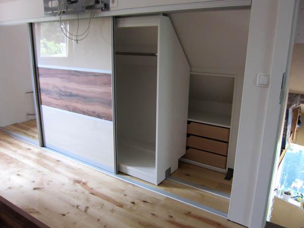 Begehbarer Schiebeturschrank Und Schlafzimmermobel Kuchenstudio