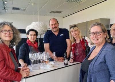 Weinverkostung mit Nina Schmid, WeinSinn